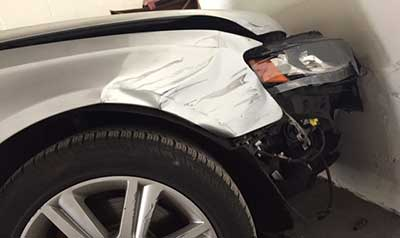 Audi-A4-accident-recovery