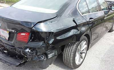 BMW-528i-accident-recovery